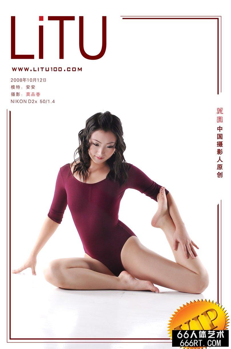 舞蹈美模安安08年10月12日室拍人体