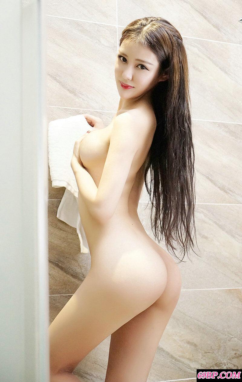 丰润玉女王乔恩全裸大尺寸人体艺术